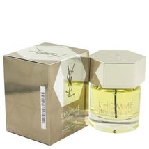 Lhomme by Yves Saint Laurent Eau De Toilette Spray 2 oz for Men #449170 - $68.63
