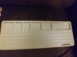 Beadalon 20 Bead Board from Plastic - Gray - $10.75