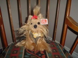 Gund Yorkshire Terrier Dog Plush 9 Inch 13073 All Tags 2001 - $86.85