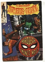 Amazing Spider-Man #79-PROWLER-Rare MEXICAN edition 1981 - $50.44