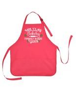 Mrs. Claus Apron, Mrs. Claus Bakery Apron, Mrs. Claus Freshly Baked Cook... - $18.00