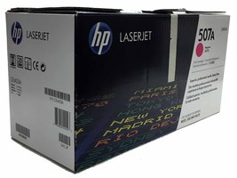 HP 507A Magenta Original LaserJet Toner Cartridge - $129.99