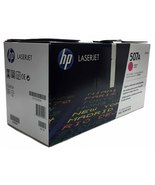 HP 507A Magenta Original LaserJet Toner Cartridge - $99.99