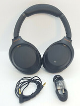 Sony WH-1000XM3 Noise Cancelling Headphones #36 **Read Full Description 1st** - $92.10