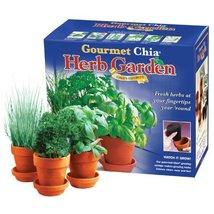 Chia Gourmet Herb Garden Indoor Garden & Planter - $20.04