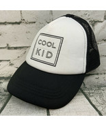 Cool Kid Ball Cap Vented Snapback Childs Sz - $15.84