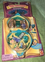 1995 Mattel Bluebird Toys Disney Tiny Collection Pocahontas Playcase Playset New - $134.99