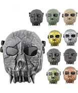 DC01 Outdoor CS Paintball Tactical Treasure Hunter Skull Protective Full... - $25.82