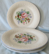 Tabletops Unlimited Victorian Rose Dinner Plate set of 3 - $33.55