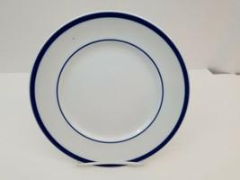 "Williams Sonoma Brasserie Salad Plate Luncheon 9"" WS-2 Blue Dishwasher Safe - $14.50"