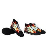 Dimebag Darrell Tribute  RIP METAL GUITARIST Shoes - $51.80