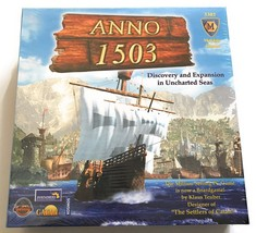 Anno 1503 Mayfair Games Strategy Board Game [New] - $26.24