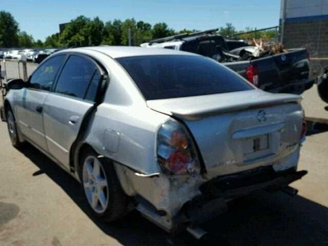 AUTOMATIC TRANSMISSION 3.5L 6 CYL NON-LOCKING DIFFERENTIAL FITS 02 ALTIMA 216302