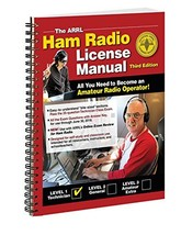 The ARRL Ham Radio License Manual Spiral Bound - $22.00