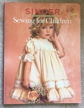 Singer Sewing For Children (Paperback 1988) - $11.44