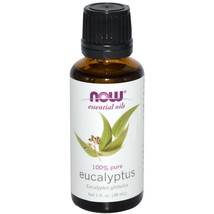 Now Foods, Essential Oils, Eucalyptus, 1 fl oz (30 ml) Aromatherapy - $12.00