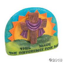 Inspirational Easter Tabletop Cross  - $8.09