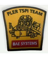 BAE Systems Patch PLER TSPI TEAM - $49.99