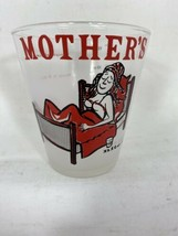 Mother's Nite Cap Shot Glass Cocktail Measuring Cup Novelty Gag Barware ... - $8.99