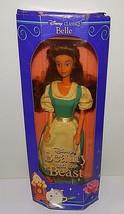 Disney Classics Beauty and the Beast Belle Doll Maid Costume 1992 Mattel - $22.76