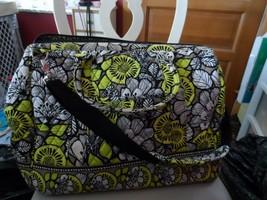 Vera Bradley Citron Frame Travel Bag  #2 - $75.00