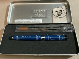 "#VINTAGE ACME Studios ""Blueprint"" Roller Ball Pen Signed by Constantin B... - $123.49"