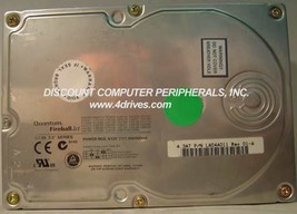 "4.3GB 3.5"" IDE 40pin Hard Drive Quantum LCT08-4300 LA04A011 Free USA Ship"