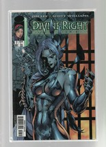 Divine Right #7 - December 1998 - The Adventures of Max Faraday - Jim Lee. - $4.89