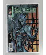 Divine Right #7 - December 1998 - The Adventures of Max Faraday - Jim Lee. - $4.41