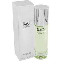 Dolce & Gabbana Feminine 3.4 Oz Eau De Toilette Spray image 5