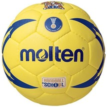 Molten Youth Training Handball, Size 0, Yellow/Blue - $39.35