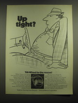 1979 GM Saginaw Steering Tilt-Wheel Ad - Up tight? - $14.99