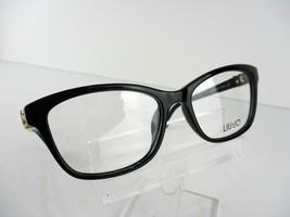 NEW LIU JO  LJ 2658R (001) Ebony Black  53 x 16 135 mm Eyeglass Frame - $42.04