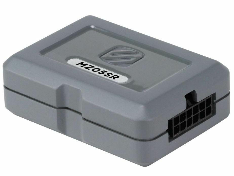 Scosche MZ05SR 2000-04 Mercedes C Class Connector/interfaceW/ 10 way connector
