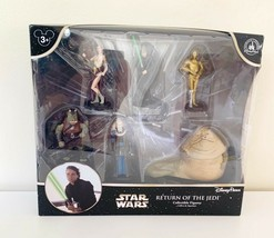 Disney Parks Exclusive Star Wars Return Of The Jedi Set of 6 Figurines - $14.95