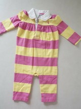 Ralph Lauren Infant Girl Baby Gro Romper Playsuit 6M New - $16.82
