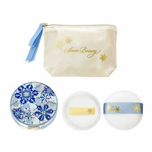 SHISEIDO Maquillage Snow Beauty Whitening Face Powder 2019 Pouch 2 Puff ... - $85.67