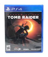 Sony Game Shadow of the tomb raider - $8.00