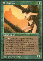 Magic: The Gathering: Fallen Empires - Elvish Scout (A) - $0.25