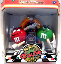 Original M&M's Rock'n Roll Cafe Jukebox Candy Dispenser...candy removed  - $29.01