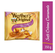Werther's Original Soft Crème Caramel Candy (350 g) - FROM CANADA - $18.38
