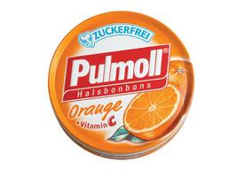 Kalfany: Pulmoll ORANGE throat lozenges -50g-Made in Germany- SUGAR FREE - $3.71