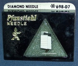 Pfanstiehl 698-D7 TURNTABLE STYLUS NEEDLE for SANSUI SN28 SN37 fits SC28 SC37 image 2