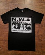 NWA t shirt, Dr.Dre, Easy E, Ice Cube, Dj Yella, MC Ren - $12.99