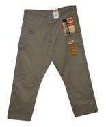 Wrangler  Men's Relaxed Fit Carpenter Jeans - British Khaki 36x30 - $13.50