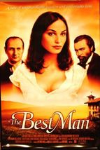 1999 THE BEST MAN Movie POSTER 27x40 Motion Picture Promo - $19.99