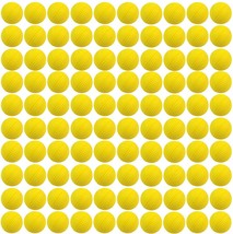 100 Rounds Refill Bullet Balls Pack For Nerf Rival Zeus MXV-1200 Apollo ... - $32.91