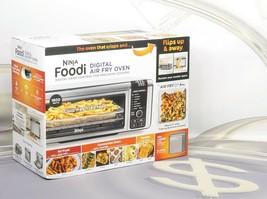 Ninja Foodi Digital Air Fry Oven 1800W Deluxe SP101  Fryer Oven Toaster New - $188.09