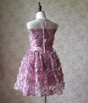 Ball Gown Knee-length Flower Girl Dress -Satin/Tulle Sleeveless Scoop Neck 4-16  image 4
