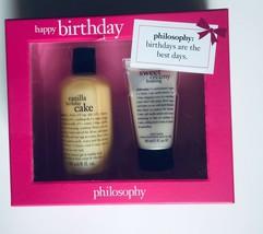Sealed Philosophy Happy Birthday GIft Set.  - $59.00